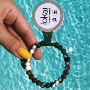 Wild Camo Lokai Bracelet All Sizes